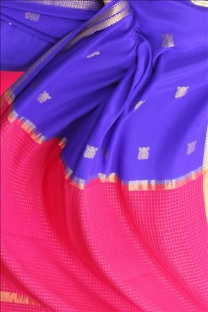 KSIC Mysore Silk Saree