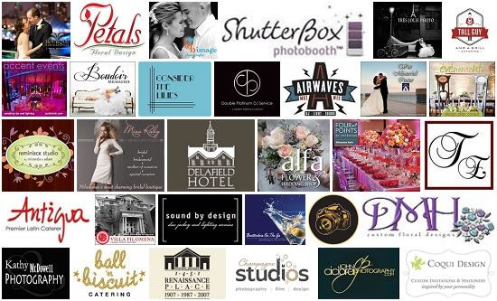 31 Wedding Vendors Every Milwaukee Bride Should Know. Brides - this is a list of the Married In Milwaukee Family of vendors. Check them out for your Milwaukee wedding!