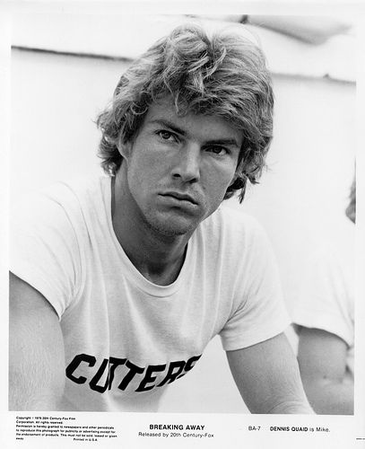 Dennis Quaid...I don't recall this version- handsome!