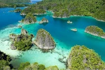 Aerial View of Raja Ampat - Photo by Alain Issock