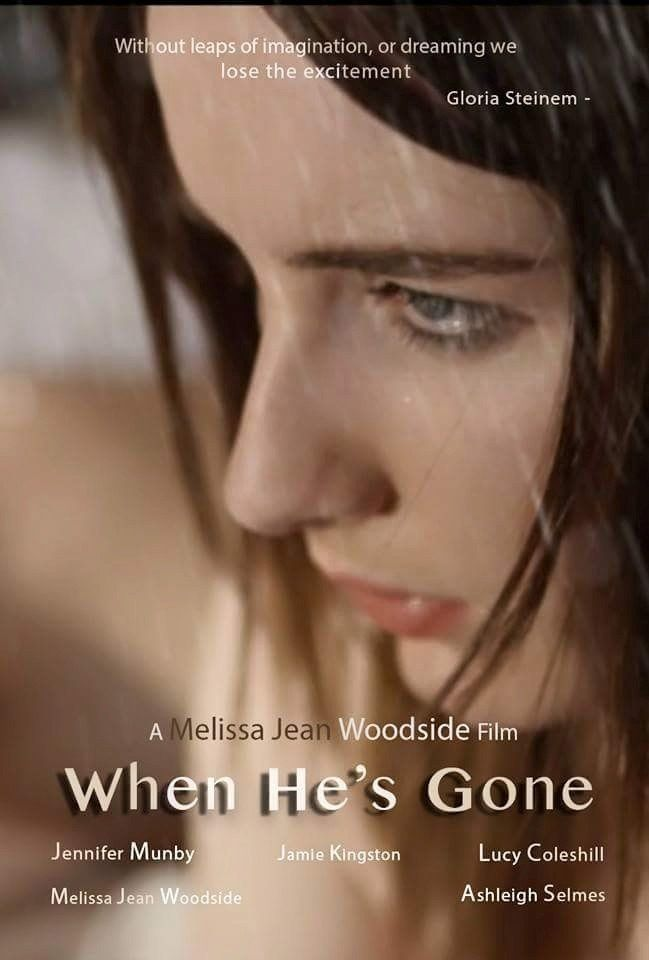 WHEN HE'S GONE Is An Intimate Portrait Of A Woman's Love For Man. short film, films, indie films, films, women, directors