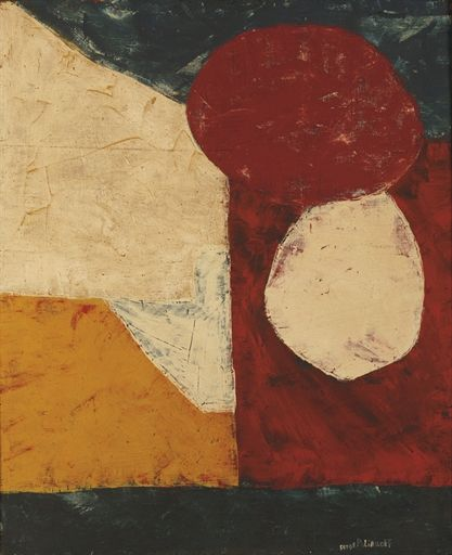 'Composition' (1955) by Serge Poliakoff