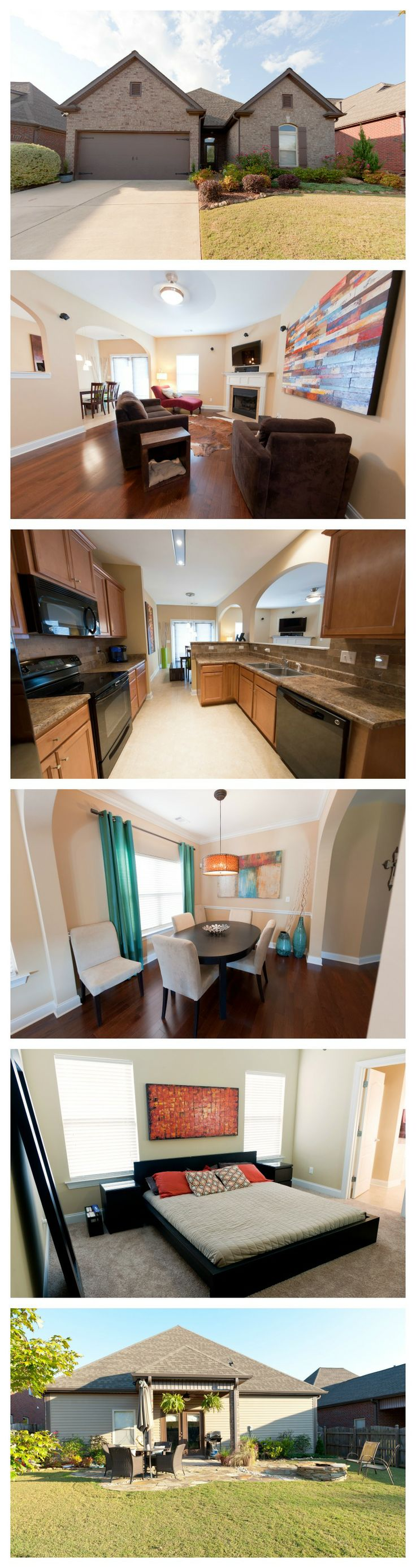 Fabulous 4 bed/ 2 bath home in Glen Cross, Trussville, AL. Click below for more details! #trussville #alabama #trussvilleschools #homeforsale #realestate #KarenBurnsTeam http://www.trulia.com/property/1074593143-156-Glen-Cross-Cir-Trussville-AL-35173