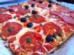 blomkålspizza
