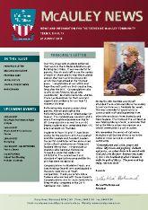 McAuley Newsletter T3.13.15