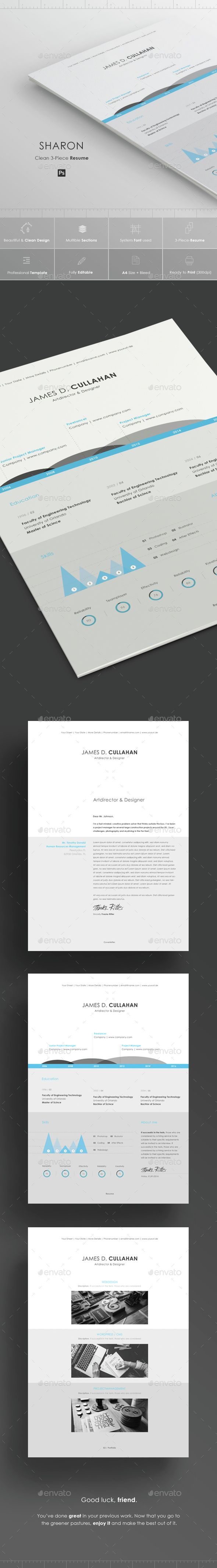 Infographic Resume Template PSD. Download here: http://graphicriver.net/item/infographic-resume/15332425?ref=ksioks