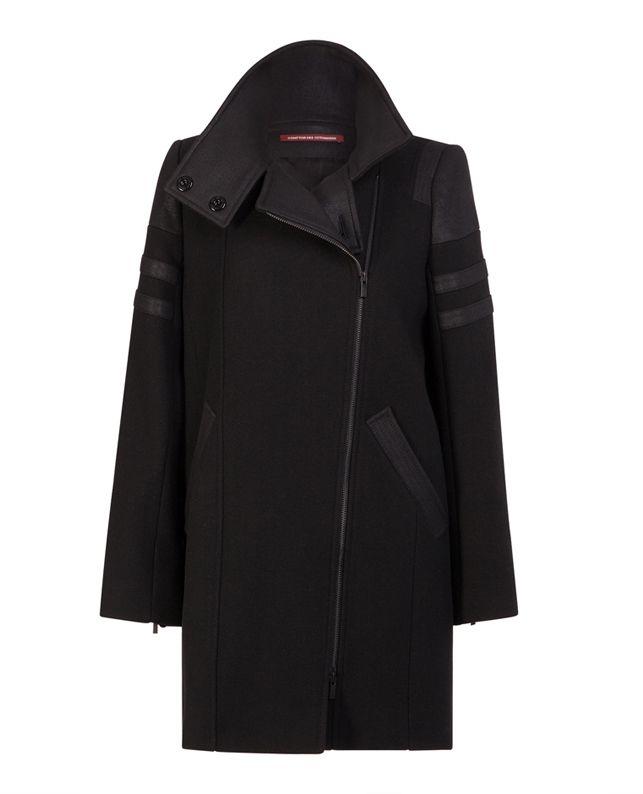 Straight-cut jacket | Coats and jackets | Comptoir des Cotonniers