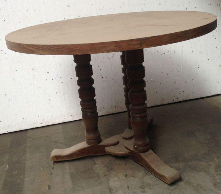 17 meilleures id es propos de table bistrot ronde sur - Table bistrot bois ancienne ...