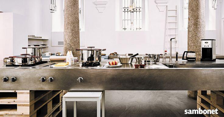 "Brunch at Enrico's - ""from Sambonet to Kitchen"""