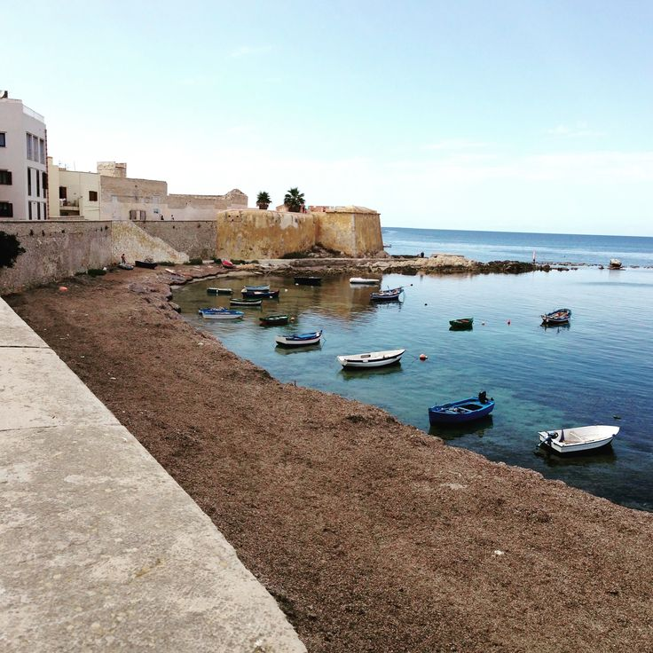 DAY 10 - Lungomare of Trapani... so relaxing!