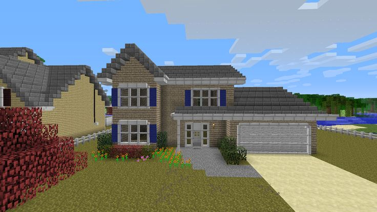 Minecraft house designs and blueprints minecraft house for Epic house designs