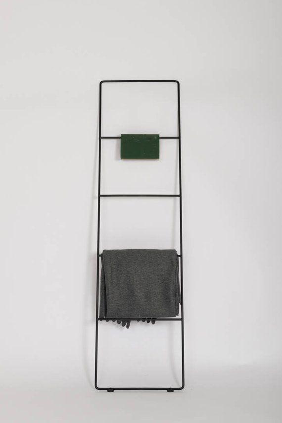 Orchard Ladder Towel Rack Scarf Ladder Appy 5 ft Tapered Display /& Storage Ladder Quilt Ladder Library Ladder Blanket Ladder