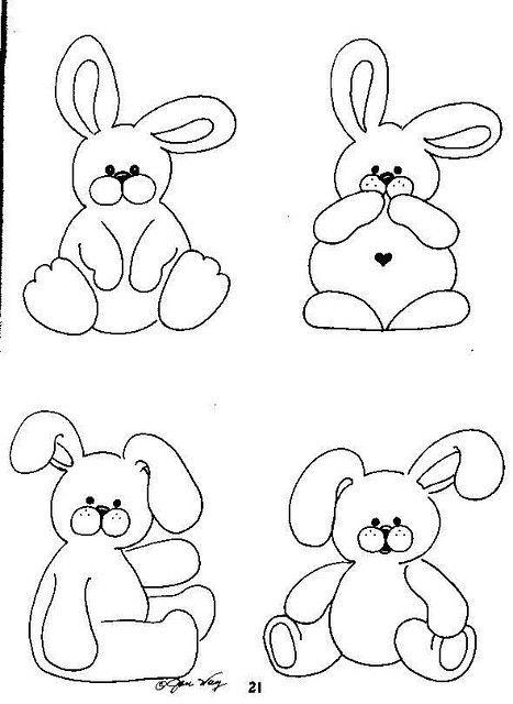 et 1 et 2 et 3 et 4 petits lapins