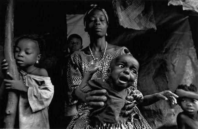 Африканские дети, фото Ян Даго (Jan Dago)