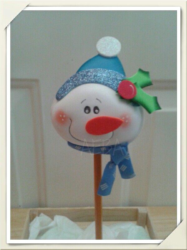 Mi muñeco de nieve