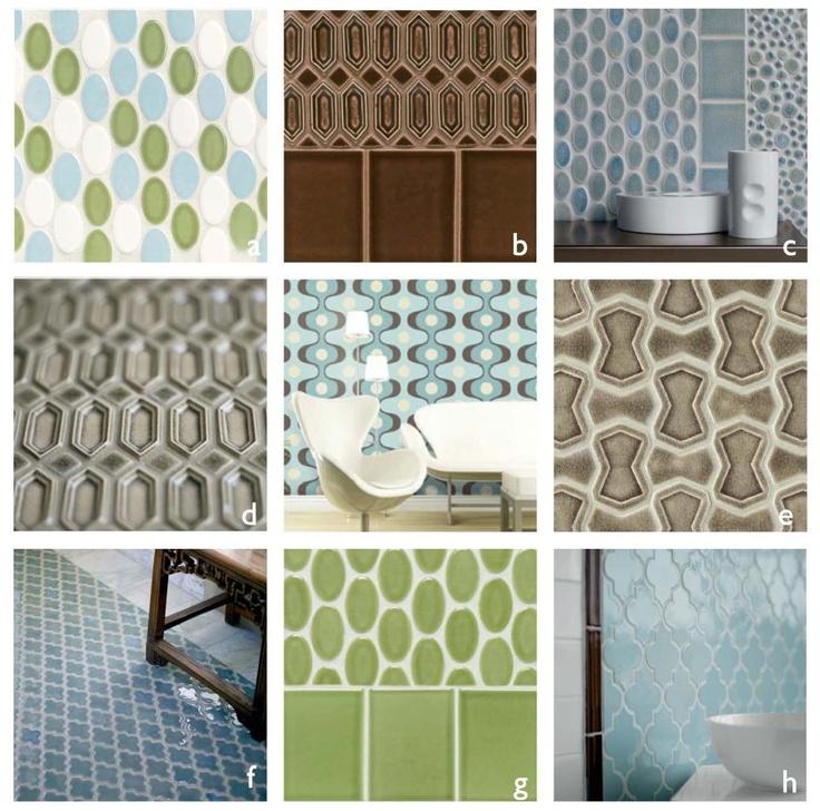 1000 images about tile on pinterest sacks mosaics and for Walker zanger