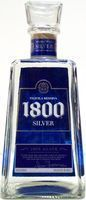 1800 Silver is 100pct. Agave Tequila and has an exceptionally clean, silky smooth taste. Enjoy this premium tequila straight or mixed to create the ultimate margarita.