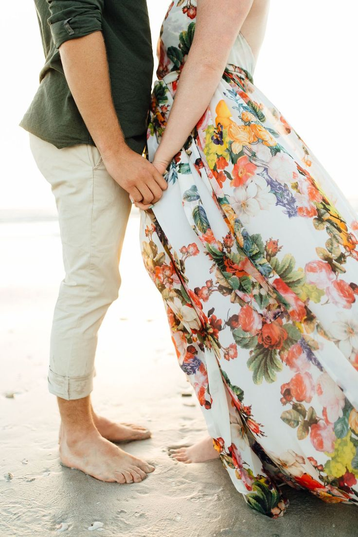 Beach Romance Engagement Shoot by Nadine Aucamp | SouthBound Bride