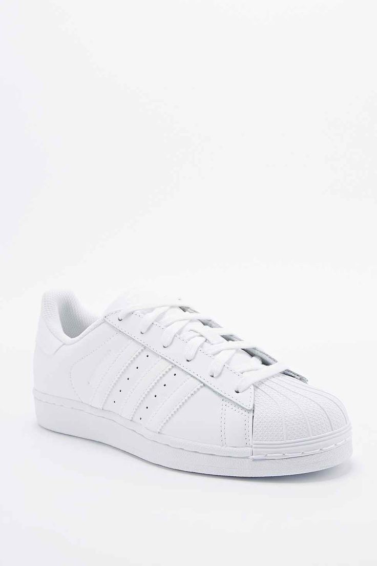 Unisex Adidas Superstar Festival Pack Runnning Shoes Practical Design Casual White Green
