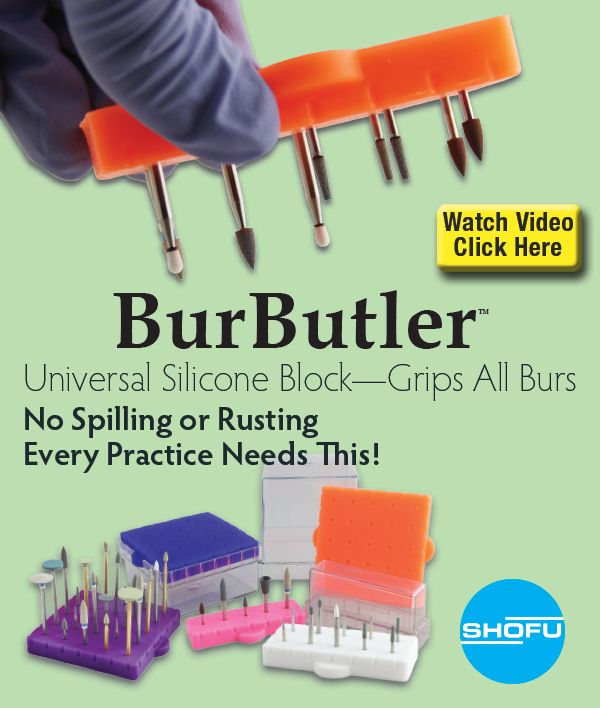 BurButler Crystal Range - dental accessories, burbutler, cerec, cerec dental burs, dentistry, bur storage, dental, dental blocks, dental equipment, dental parts, dental products, dental supplies, Dental Tradeshow, Shofu