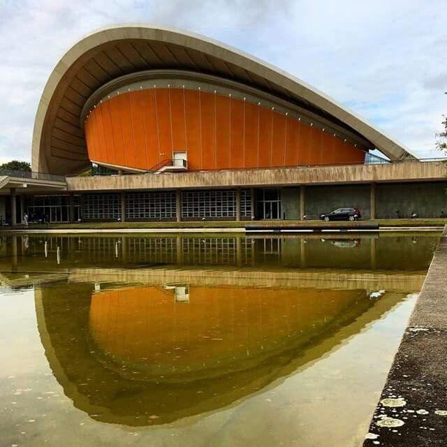 Berlin Kongresshalle Haus Der Kulturen Der Welt Berlin Germany Berlin Today Pictures Of Germany