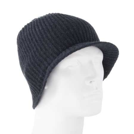 40c819b81be Ribbed Jeep Beanie - Eco2 Recycled Blend - Winter Hats For Men