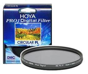 Hoya Filtro Pro1D Polarizador 55mm