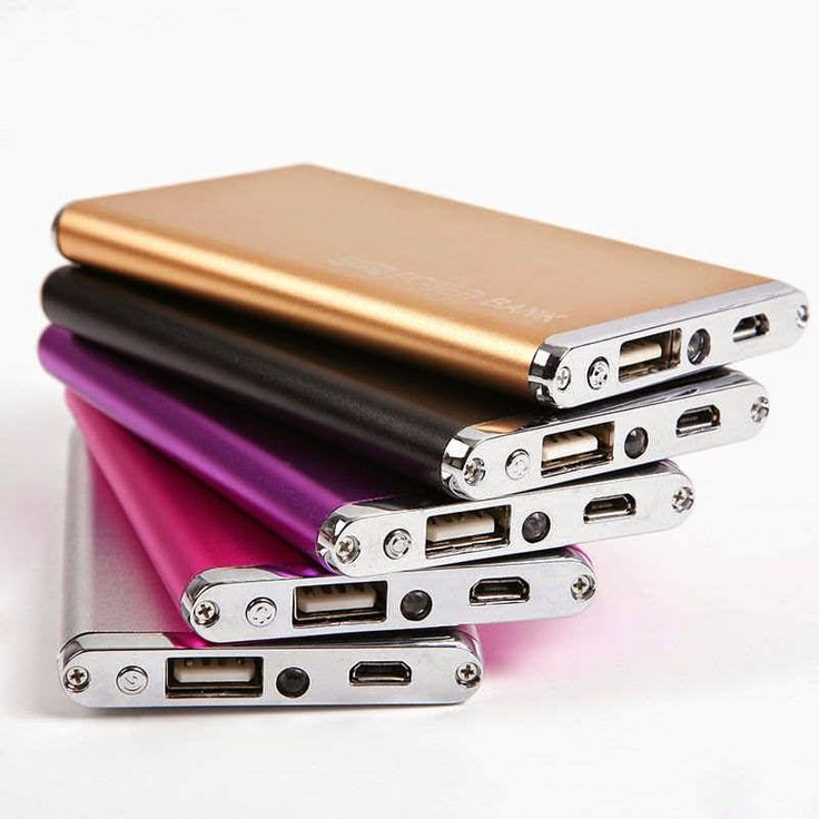 LEO EXHIBITION: Power Bank USB Charger External for Phone 5600mAh ...