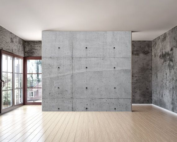 bare concrete texture wall mural repositionable peel by bare concrete wall wallpaper wall mural muralswallpaper