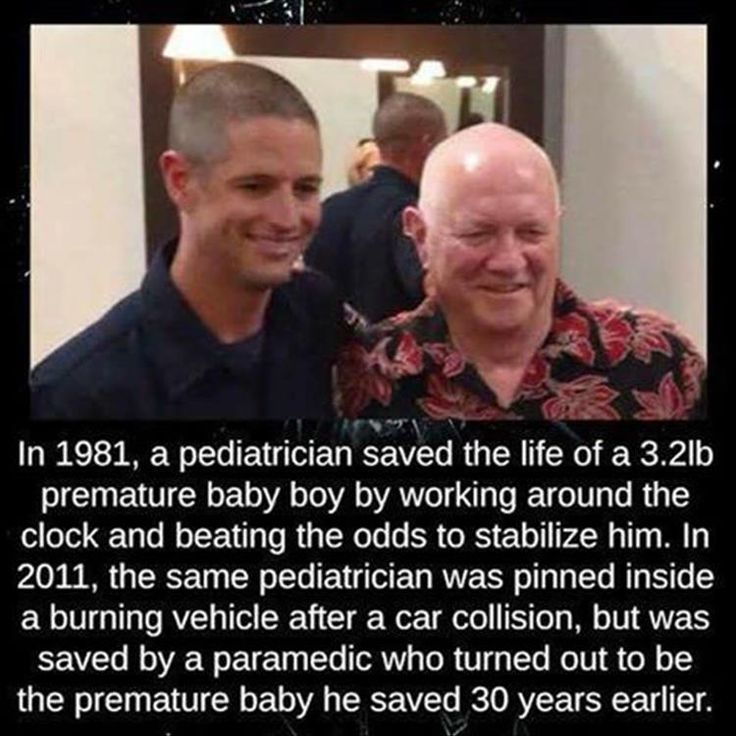 Faith In Humanity Restored – 12 Pics what goes around, comes around