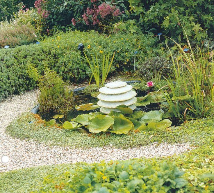 17 beste idee n over kleine vijvers op pinterest waterornamenten tuinwaterval en buiten water - Terras schuilplaats ...