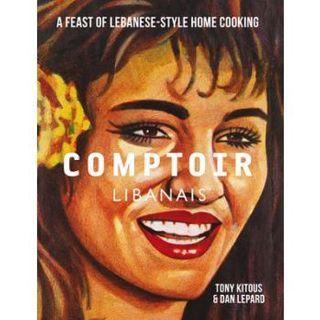 Comptoir Libanais: I want this book so bad, LOVE Comptoir Libanais