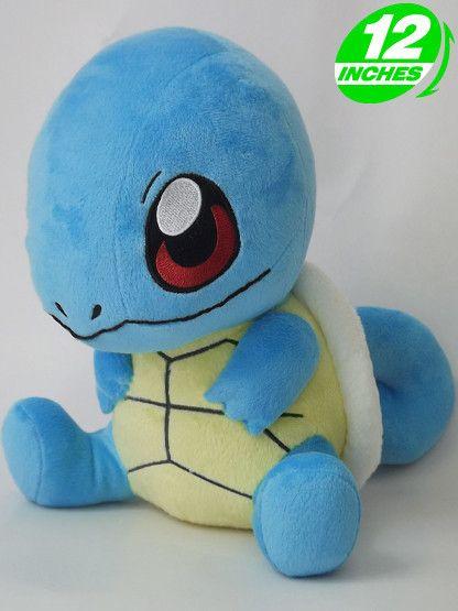 Pokemon Squirtle Plush Doll PNPL1065