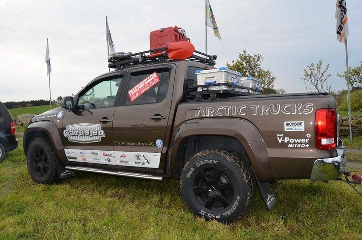 volkswagen amarok pickup arctic offroad expedition. Black Bedroom Furniture Sets. Home Design Ideas