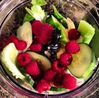 Low Carb Green Smoothie Juice