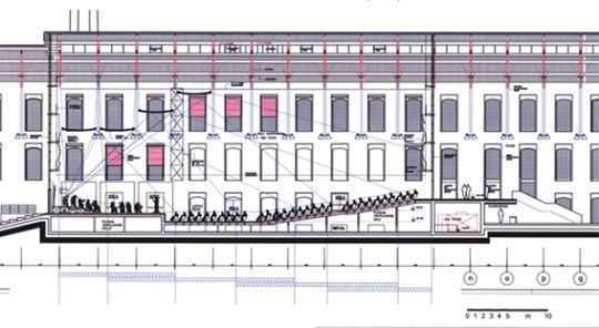 Resultado de imagen de niccolo paganini auditorium renzo piano - new aia final completion