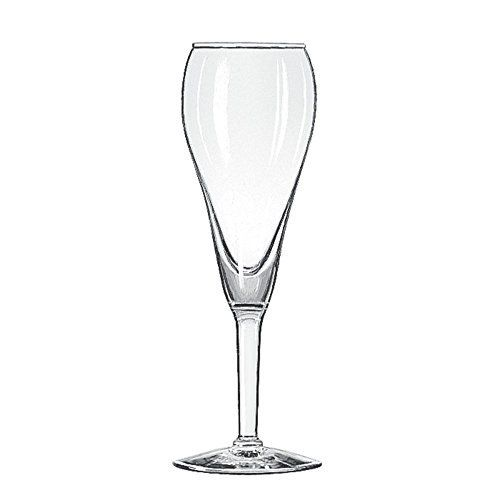 Libbey 8477 Citation Gourmet 6 oz Tulip Champagne Glass - 12 / CS