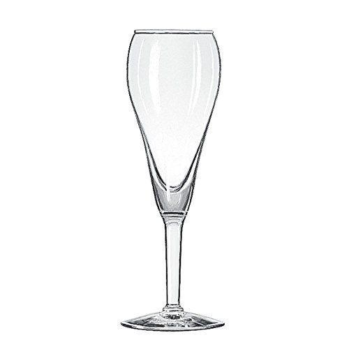 Libbey 8477 Citation Gourmet 6 oz Tulip Champagne Glass - 12 / CS
