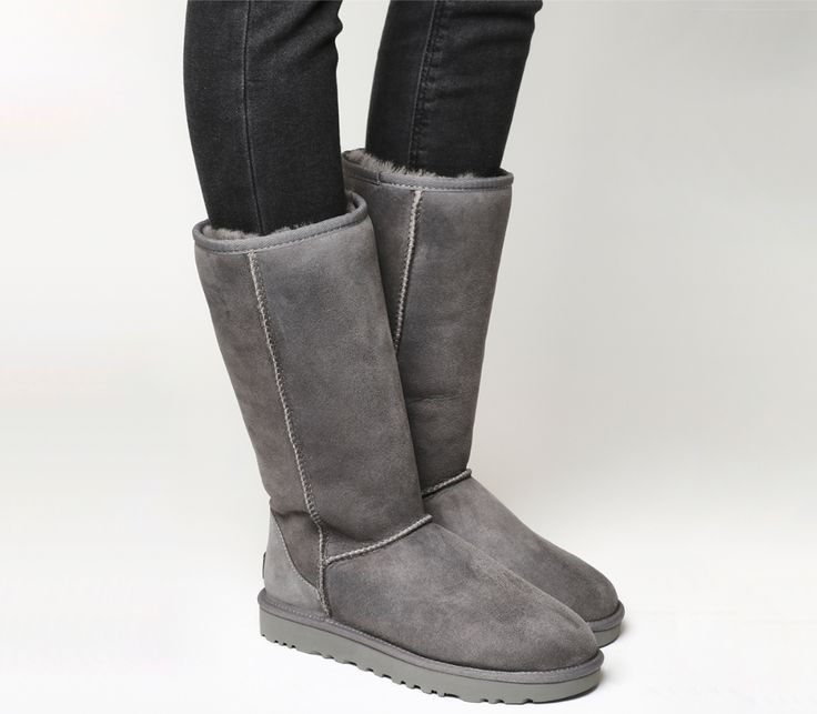 ugg classic tall boot in 2020 | Womens