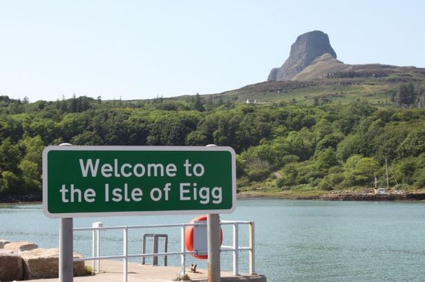 Image result for Eigg