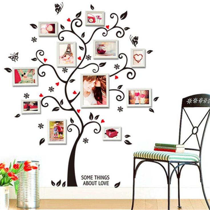 Family Tree Decal DIY Part 91