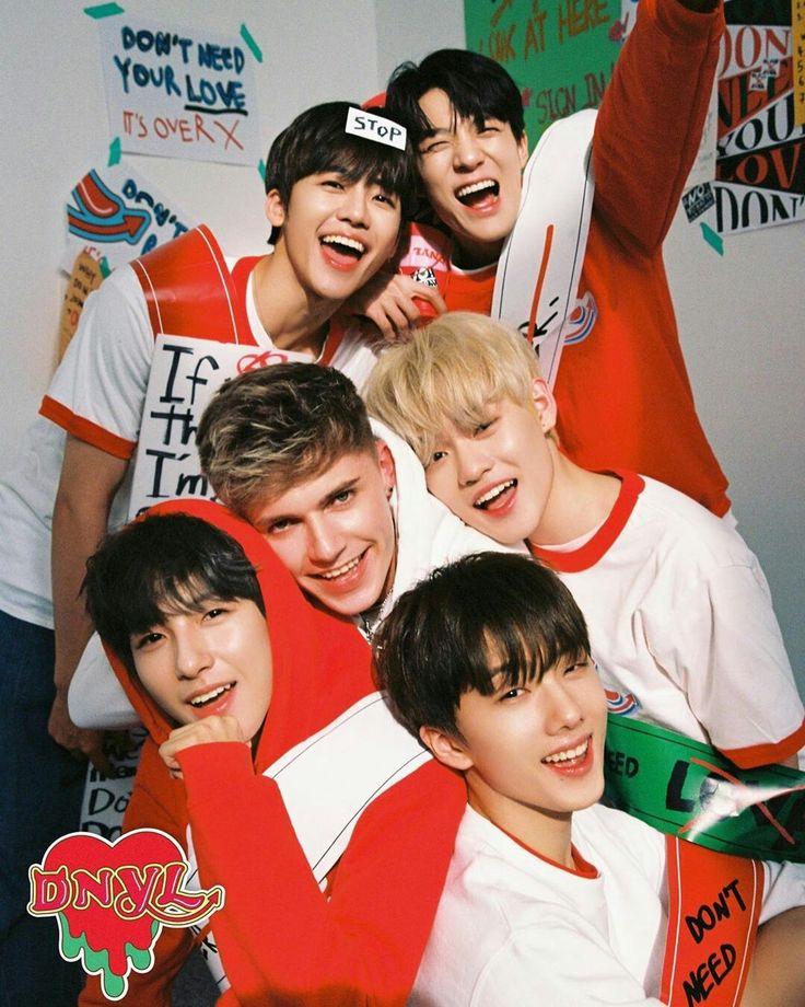 NCTDREAM NCT HRVY DontNeedYourLove Lirik lagu, Lagu