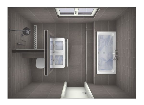 die besten 25+ badezimmer 9qm ideen auf pinterest, Badezimmer