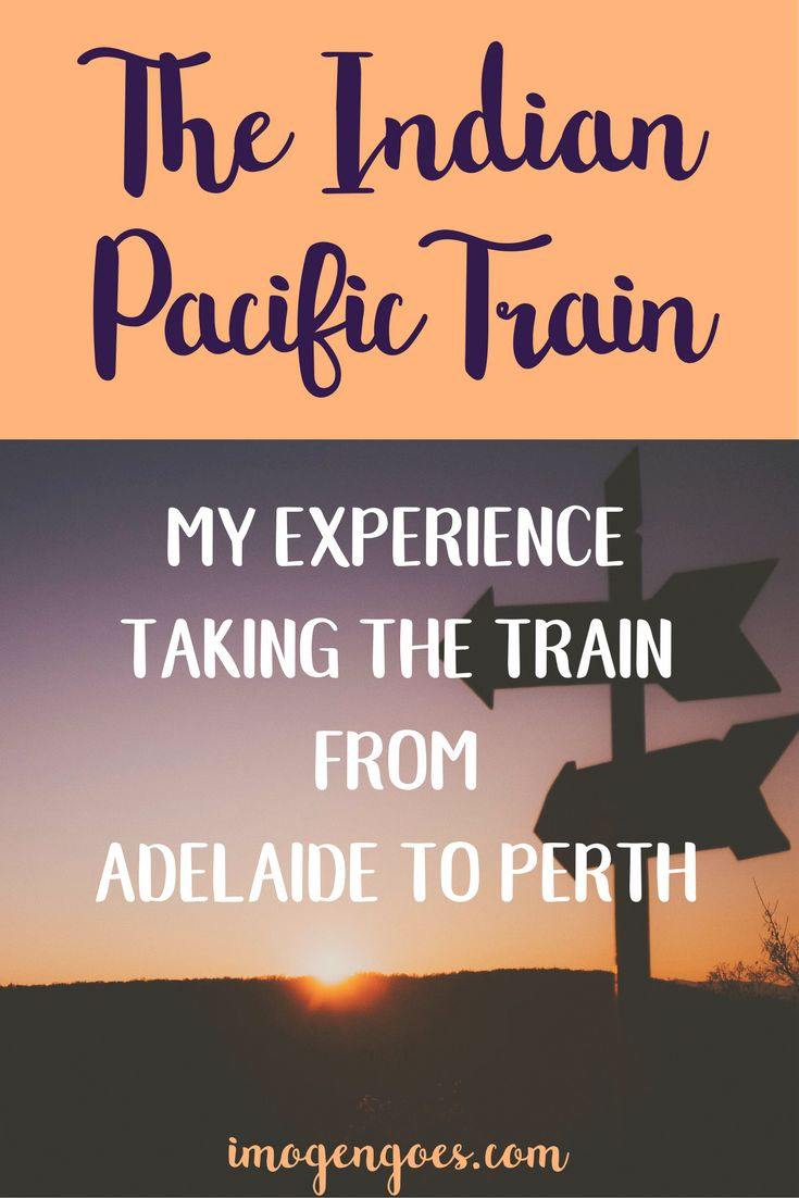 The Indian Pacific Train is an iconic Australian railway journey from Sydney to Perth, through New South Wales, South Australia and Western Australia. Read about my experience taking the train from Adelaide to Perth, through the desolate Nullarbor Plain and the ghost town, Cook.