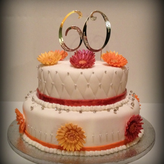 26 best Elegant Birthday cakes images on Pinterest Elegant