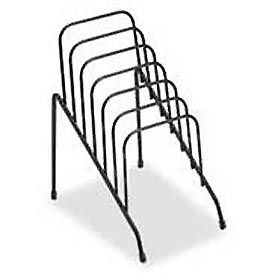 plate rack or stationary rack - use for greeting card display