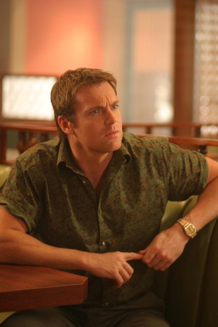 Michael Shanks as Daniel Jackson. I never saw that watch get auctioned: wonder if someone took it home?