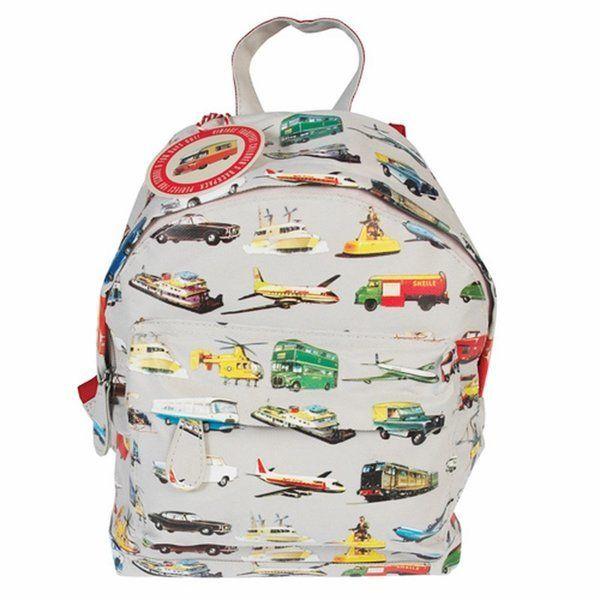 Kinder rugzak Vintage Transport - Rex international