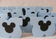 Como hacer baby shower mickey mouse