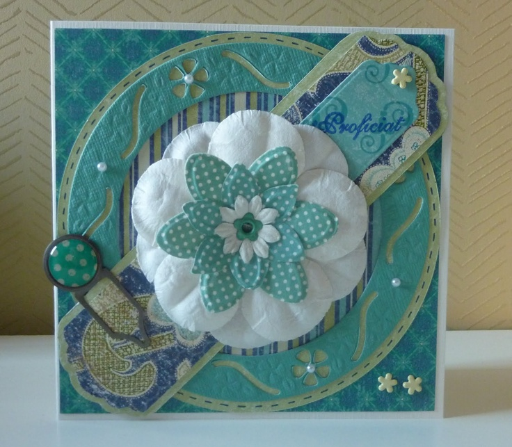 Marleen's hobbyblog Mallen: Joy en Spellbinders
